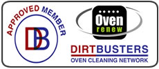professional Oven cleaning with fast service oven renew kent part of the dirtbusters oven cleaning network